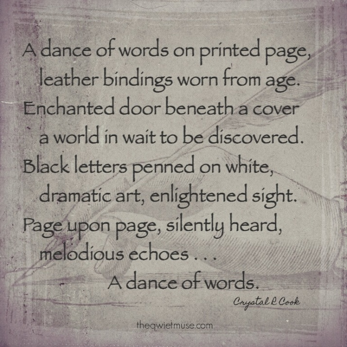 A Dance of Words