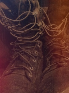 Boots by Crystal R. Cook