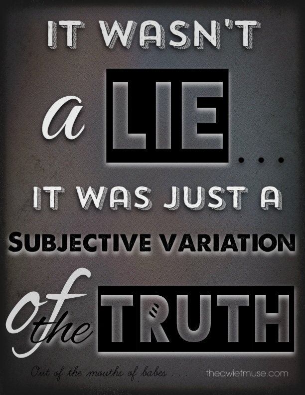 Subjective Variation of the truth