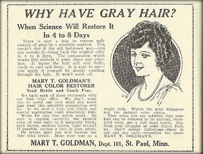 The First Gray Hair