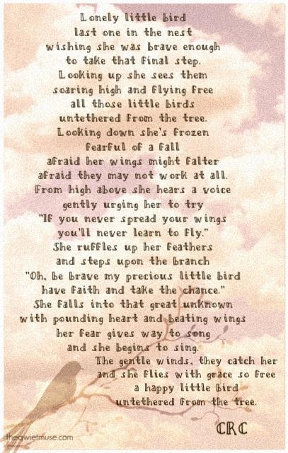Fly with faith