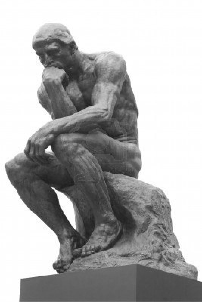 5937020 the thinker statue by the french sculptor rodin the qwiet muse