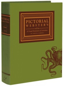 Pictorial Webster's A Visual Dictionary of Curiosities $35.00
