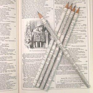 Shakespeare Pencil Set