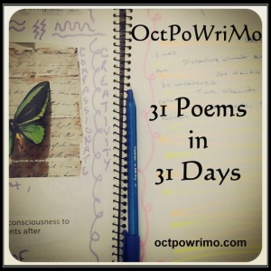 #OctPoWriMo (Day 3 of 31)